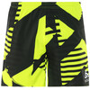 Odlo Dexter Shorts Men safety yellow-allover print SS17
